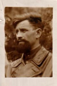 Partyzánský velitel D. B. Murzin