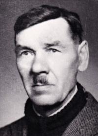 Josef Baletka, kolem roku 1945