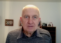 Josef Dostál in 2020