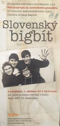 Slovak big-beat in V-club