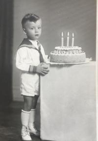 Third birthday