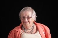 Bohumila Jindrová in 2019