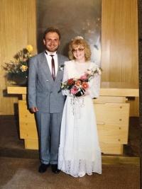Witness' wedding