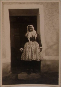 The mother of František Šesták