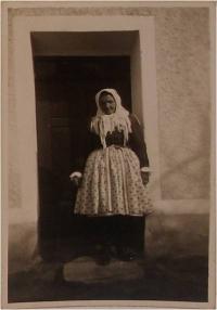 Matka Františka Šestáka