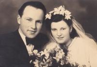 Svatební fotografie Zdeňka Tučka