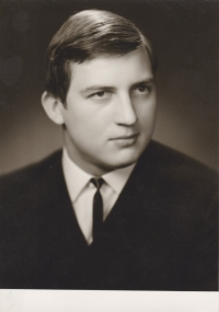 Josef Dostál, a portrait