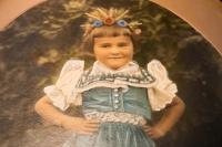 Karolina v dětství