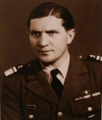 Josef Šesták, bratr Františka Šestáka, otce pamětnice