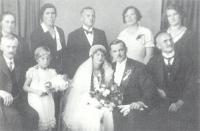 Svatba rodičů