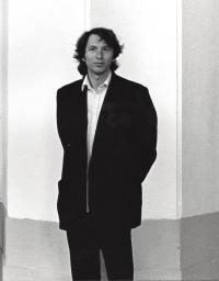 Dobová fotografie Miloše Vojtěchovského, 1994