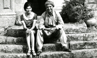 Mr and Mrs Ghassemlou in Moscow, 1979