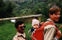 Family visit to Kurdistan, summer 1990