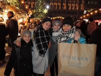 The Lachmans in Vienna at Christmas 2018