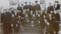 Concert in Magadan in 1955