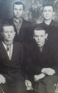From the labor camp in Magadan, top left Anton Stepanovich Kostyuk