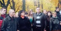 Marija Bozhko the last one on the right, 2013