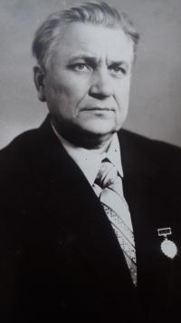 Anton Stepanovič Kostjuk in 1978