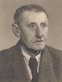 Grandpa František Uher oldest