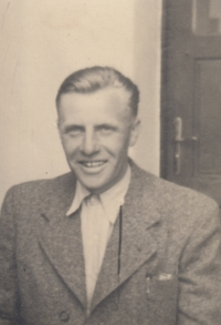 Convicted uncle František Uher