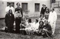 The team from Horní Palata, 1978