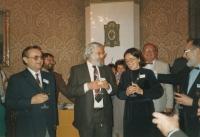 World Family Therapy Congress, Hana Junová, Don Bloch, Henry David, Petr Boš