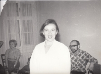 Lobeč days - psychotherapy training, Hana Junová, 1968 or 1969