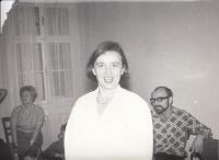 Lobeč days - psychotherapy training, Hana Junová, 1968 or 1969