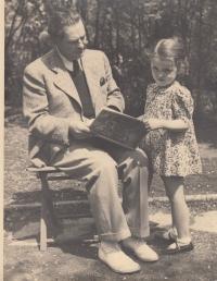 With Josef Kopta