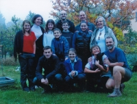 With kids and their families, 2012