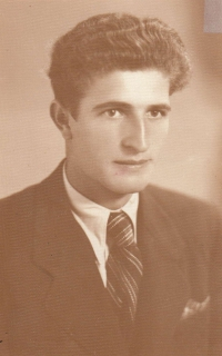 Štefan Putnocký, bratr Anny Bařinové