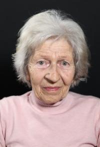 Anna Bařinová in 2019