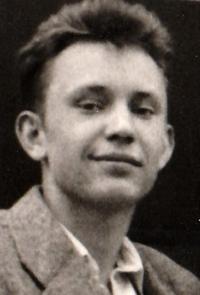 Jiří Lexa, cca 1958