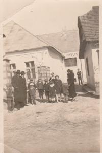 In Bosaca in 1938