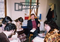 Preparatory committee for the World Family Therapy Congress, 1991
