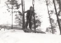 Zdeněk Remsa in Studenenc, 1930s