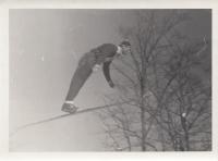 Dívčí Lávky (after the Winter Olympic Games in St. Moritz), 1948