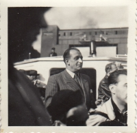 Julius Kalaš, FAMU trip, June 1952