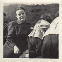 FAMU trip, 1952