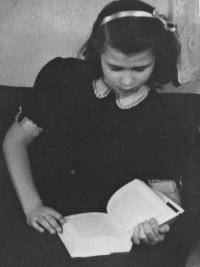 Anna Musilová, Brno 1945/46