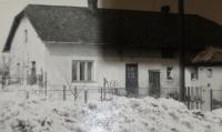 Native house of Mrs. Božena in Jamnice