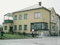 Fotografie domu, kde sídlí Galerie M+M