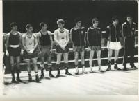 Boxeri z klubu Dukla Olomouc.