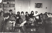 House concert Duel of the Masters, the audience