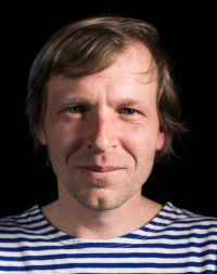 Portrait photograph of Vojtěch Bajer