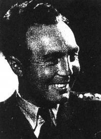 Contemporary photo of Otta Brück (around 1945)