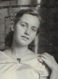 Jiřina Jedličková, period photograph