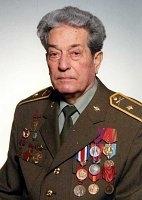 Mayor Martin Mačok, born 1923