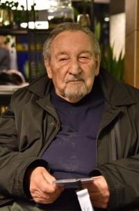 Vladimír Munk v Krakově v roce 2020