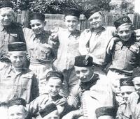 Regional Sokol meetup, 1948, Roudnice